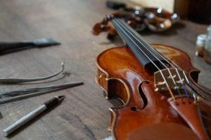 小提琴構造